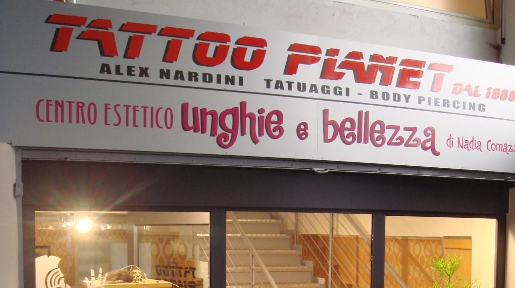 Tattoo Planet San Remo di Alessandro Nardini