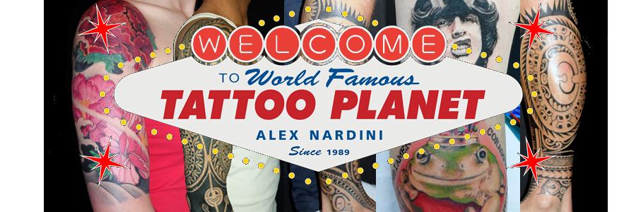 Alex Nardini | Tattoo Planet | Tatuaggi e Body Piercing a Sanremo, Savona, Albenga